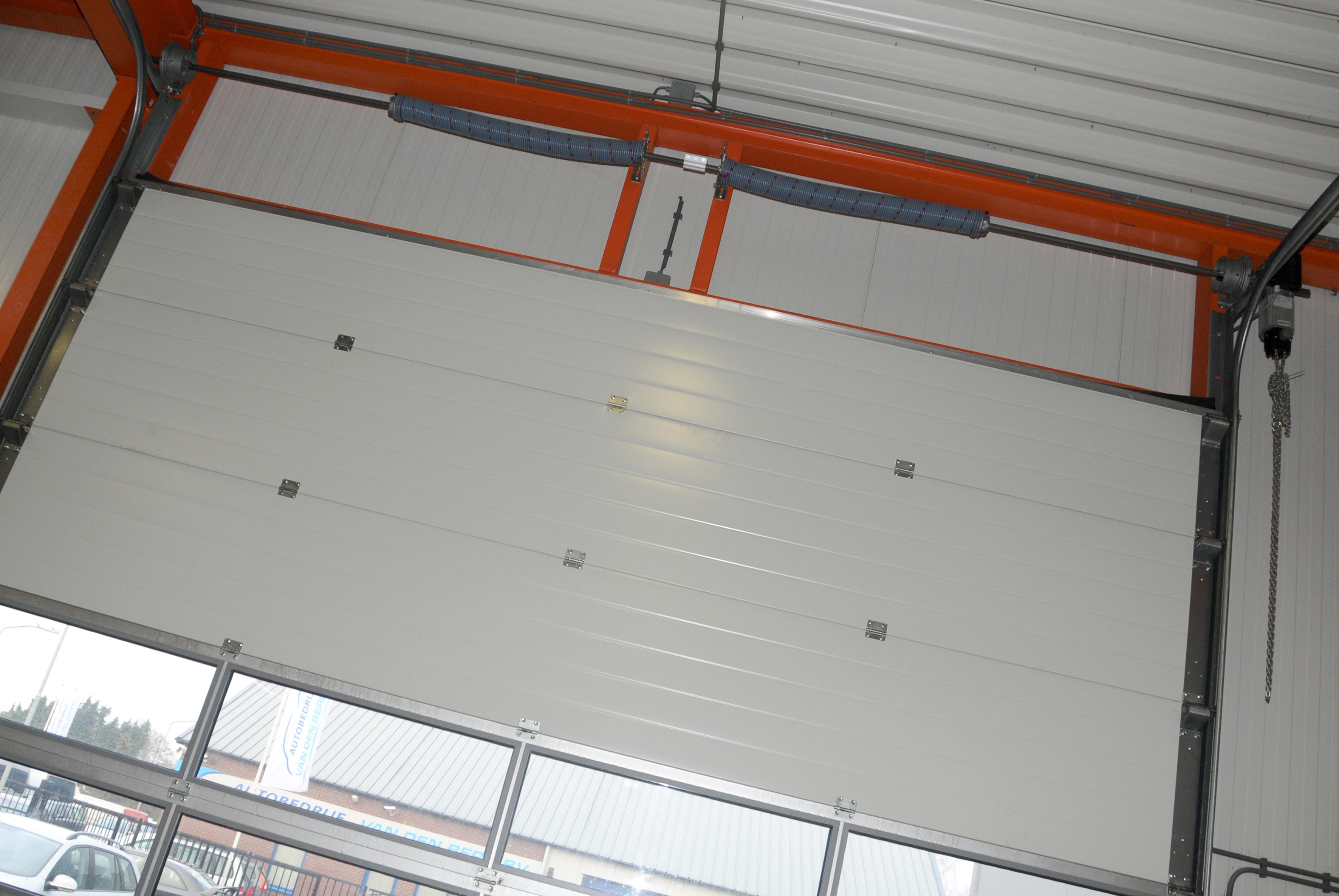 Panneaux - Sections acier
