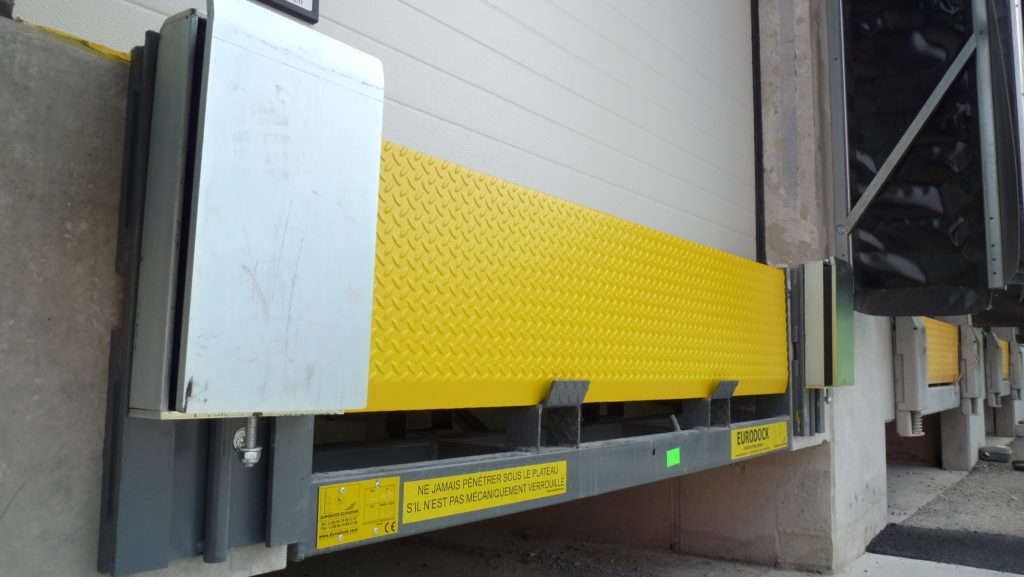 Butoir acier mobile EDBSBM - FIM'PRO
