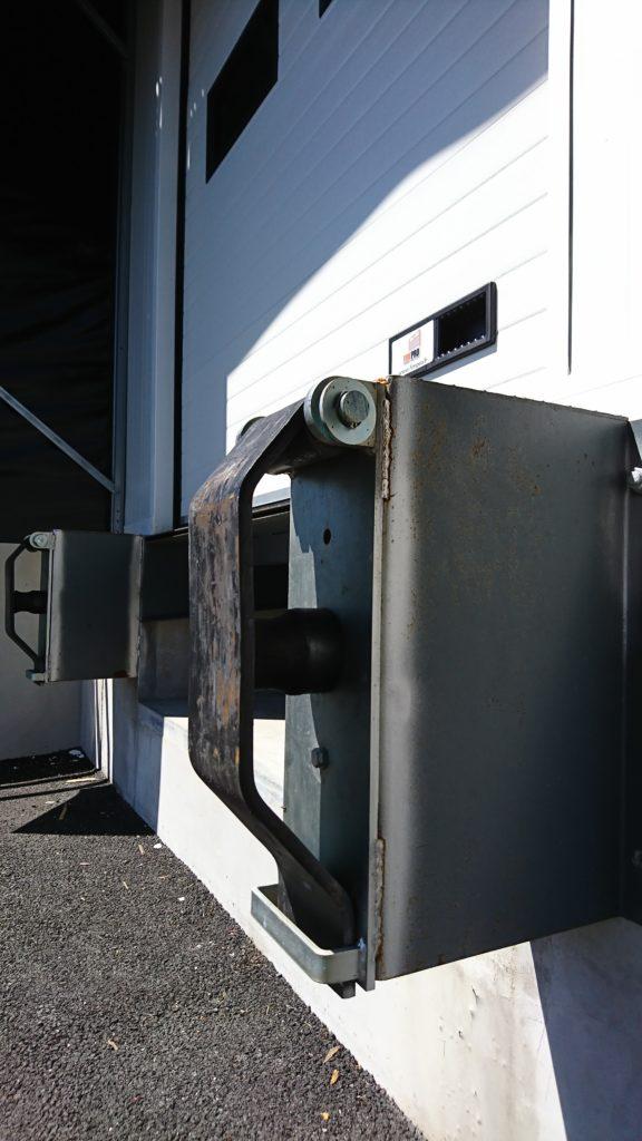 Consoles pour zone de refuge piétons suivant préconisations INRS ED6059 - FIM'PRO