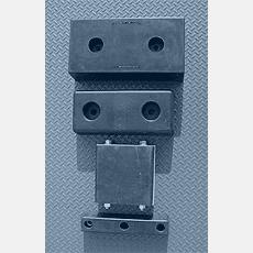 Butées de quai en caoutchouc FIMPRO