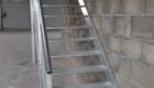 Escalier industriel galvanisé - www.fimpro.fr