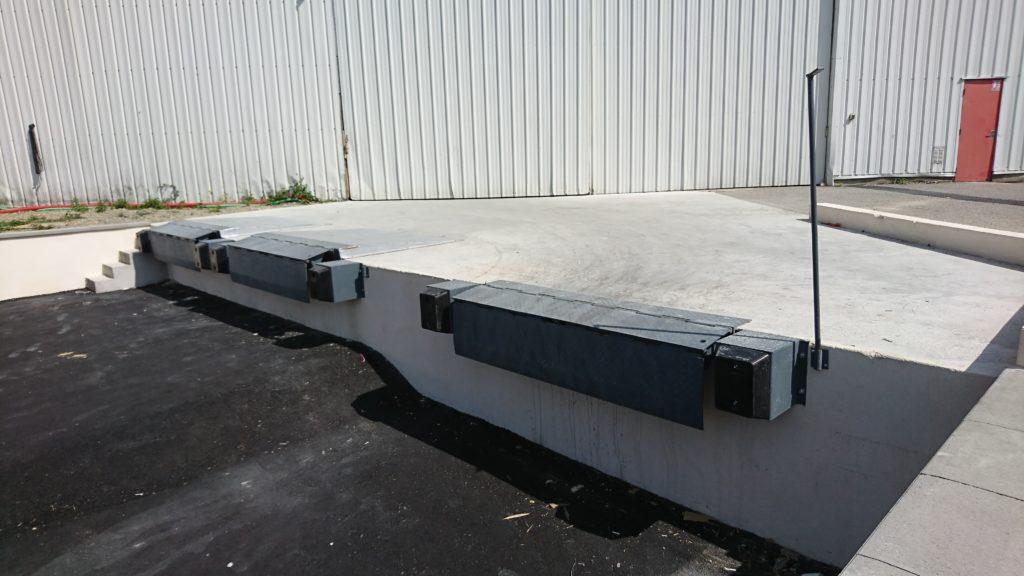 Mini rampe manuelle EDLM www.fimpro.fr