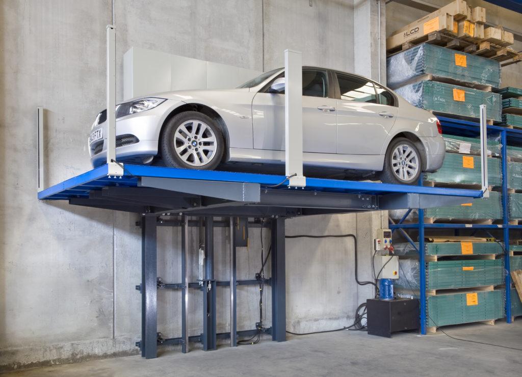 Monte charge véhicule non accompagné - FIM'PRO