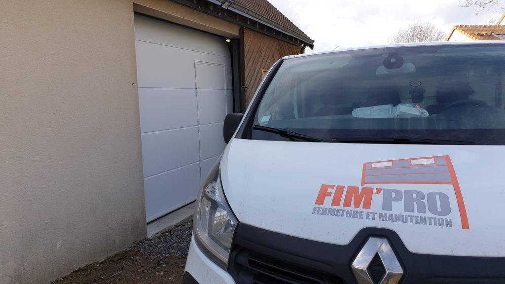 FIM'PRO - Votre partenaire en portes industrielles et en équipements de quais